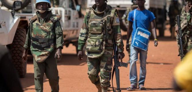 ONU: Trois casques bleus sénégalais honorés à titre posthume, jeudi prochain