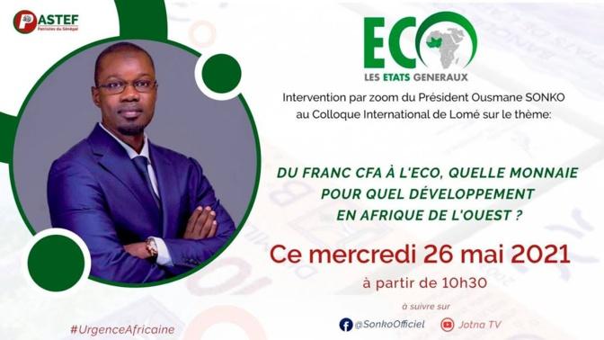 """Etats généraux de l'Eco: Ousmane Sonko no """"To go"""", se rabat sur..."""