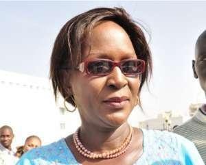 Palais de la République : Humiliée, Amsatou Sow Sidibé fond en larmes