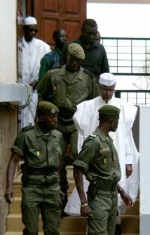 [Audio-Urgent] Hissène Habré placé sous mandat de dépôt