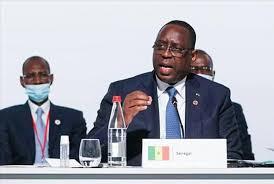 Sommet de Paris: Le Président Sall a informé le Conseil sur le financement des économies africaines