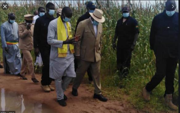 Tournée économique: Le Président Sall insiste sur un développement durable des territoires