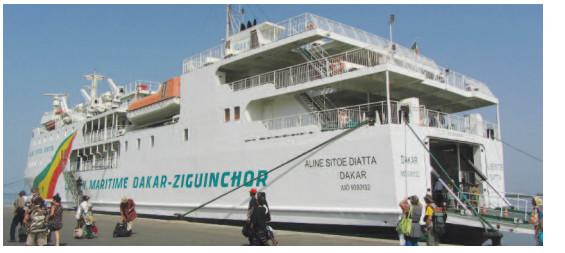 Transport par voie maritime des noix d'acajou de la Casamance: Le «monopole» du COSAMA au cœur d'une polémique