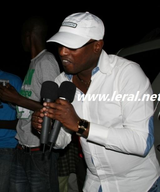 """Avec Sidate Thioune, animateur au GFM: """"Youssou Ndour, Déguène Chimère, Kouthia et moi..."""""""