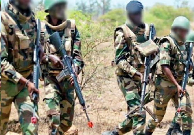 Bignona: Des échanges de tirs entre éléments armés et FDS, font un mort