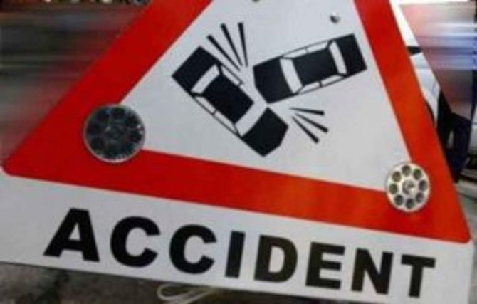 48 accidents en moyenne par mois dans la région de Fatick