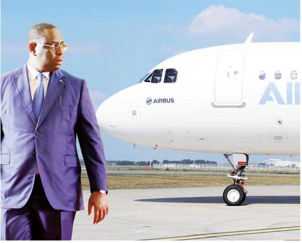 Révélations sur les vraies raisons de l'achat d'un nouvel avion de commandement présidentiel
