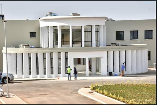 Visite de Macky Sall: Kaffrine réceptionne un hôpital de plus de 19 milliards F CFA pour 150 lits