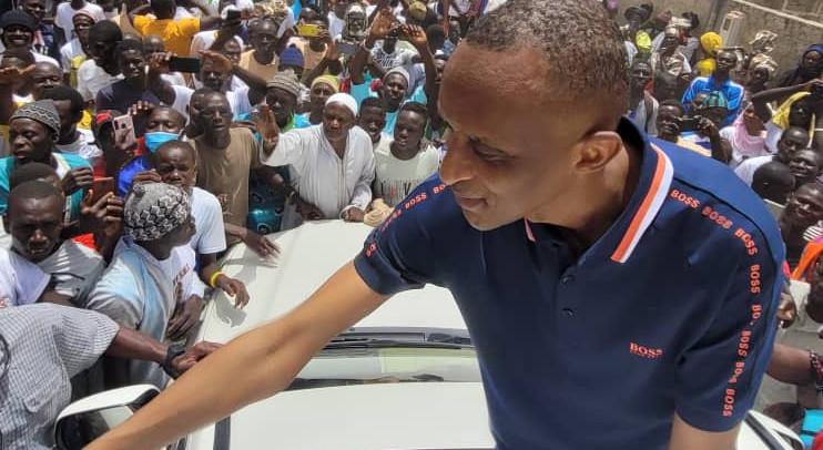 Préparation de la venue de Macky Sall à Kaffrine, Abdoulaye Sow mobilise