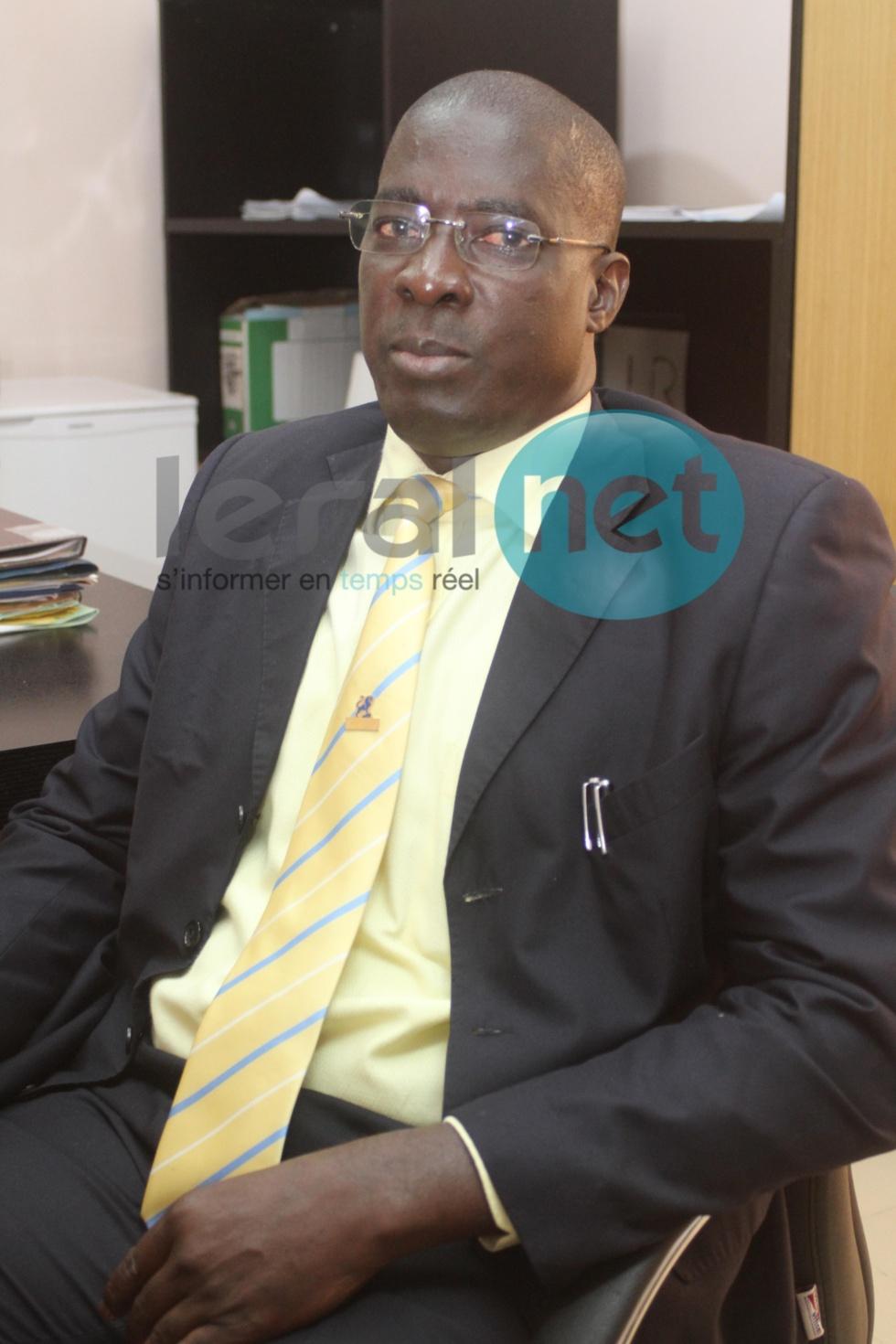 Amadou Diop, nouveau coordonnateur du Plan Jaxaay