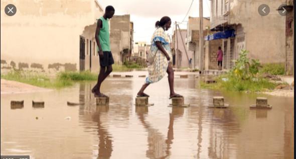 Contre les risques d'inondation à Dakar: La Banque mondiale offre un appui destiné à 120 000 personnes