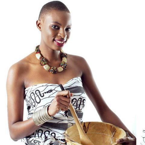 """Thioro Diop, Miss West Africa Belgique : """"Baba Maal est vraiment présent pour moi"""""""
