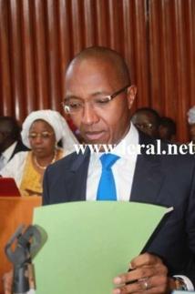 Abdoul Mbaye dans le sud du pays pour l'inauguration du quai de Carabane