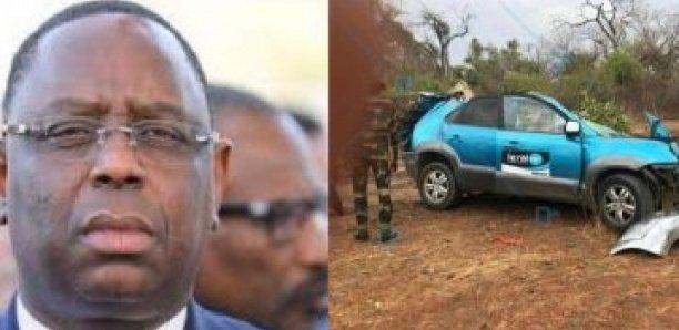 Décès de 3 reporters de Leral: Macky Sall demande la suspension de toute manifestation folklorique à Kédougou