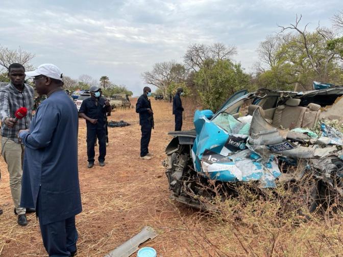 Kédougou: Il n'y a pas de nouvelle victime, les blessés en cours d'évacuation