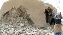 Podor : 4 manœuvres périssent dans les décombres d'une sépulture