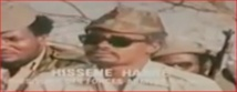 VIDEO: Hissene Habré ou l'homme qui a osé défier le colonel Khadafi (Regardez cette déclaration incendiaire)