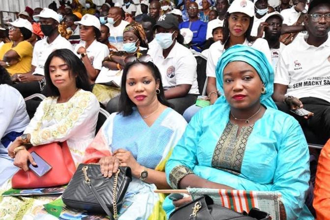 Hôpital Amath Dansokho: Le Président Macky Sall inaugure dans la sobrieté