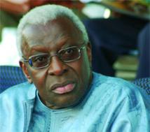 """Lamine Diack sur l'affaire Abdoul Mbaye/ Diagna Ndiaye : """"Je parlerai devant tous à Dakar"""""""
