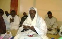 Les rares personnes qui ont assisté à l'inhumation de Serigne Abdou Hakim Mbacké