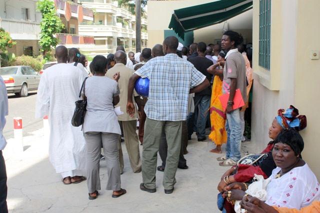 Regroupement familial: Le Collectif des demandeurs sénégalais résidant en France, réclament l'octroi de visas pour que leurs proches