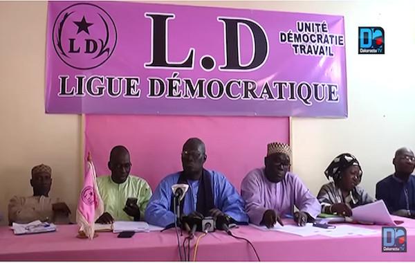 Invitation du président a aller aux locales avec la liste de BBY : La Ligue démocratique fixe ses conditions