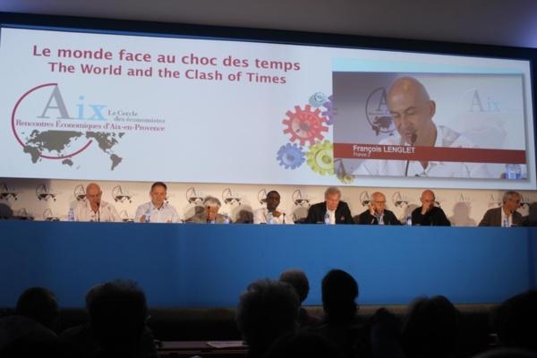 Discours du ministre du Tourisme et des Loisirs aux rencontres économiques d'Aix-en-Provence