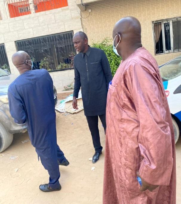 Décès des collaborateurs de Leral : Une délégation Moustapha Niasse est venue présenter ses condoléances