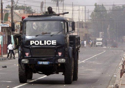 La Police épinglée dans le Rapport 2012 sur la corruption au Sénégal