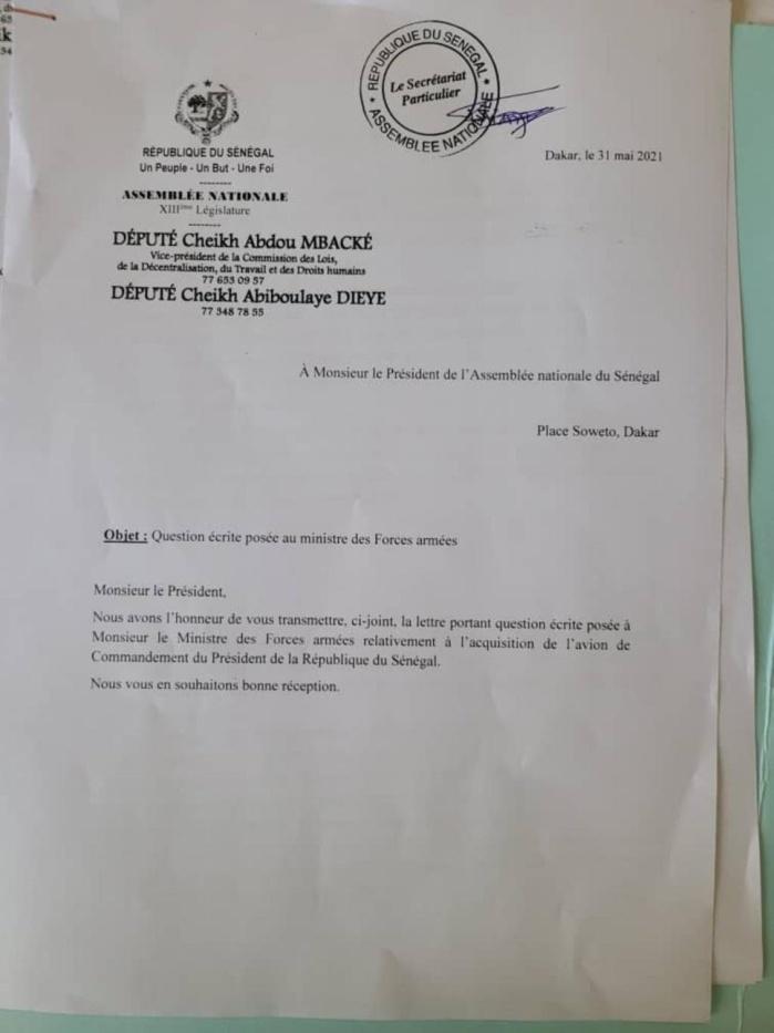 Avion présidentiel: Le Président Macky Sall accablé