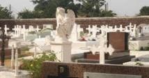 Cimetière Saint-Lazare de Béthanie : Le profanateur de tombes…tombe