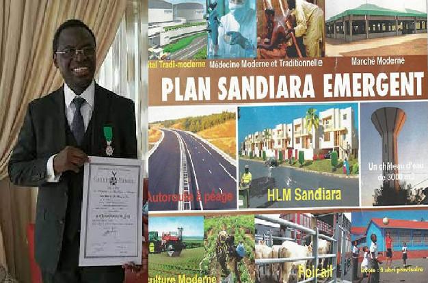 Sandiara / Serigne Guèye Diop élu Meilleur Maire du Sénégal: Une distinction dédiée aux femmes et aux jeunes