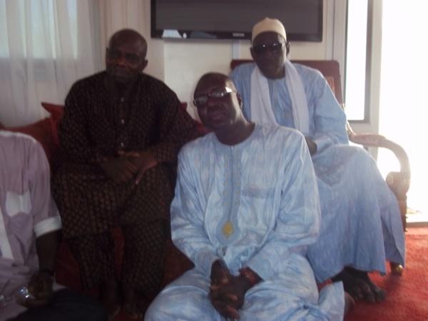 HSF chez les Layènes: Boubacar Sèye décroche le soutien du Khalife général