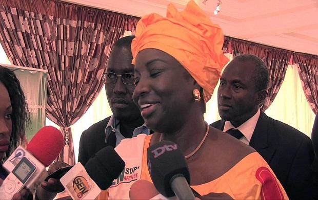 Veille de la célébration du Magal de Serigne Abdou Lahad : Aminata Touré était à Touba