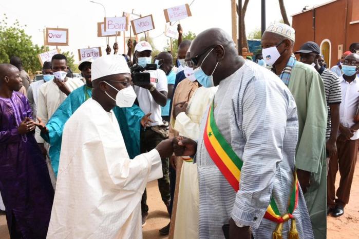 Inauguration: Matam étrenne son nouvel Hôtel du Conseil départemental
