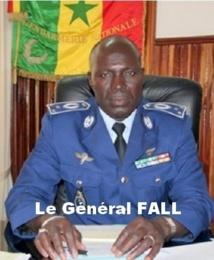 Gendarmerie : Manœuvres autour du fauteuil du Général Fall