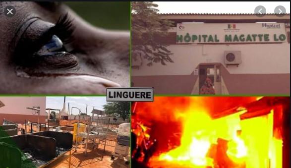 Affaire des bébés morts calcinés à Linguère: L'ex-directeur de l'hôpital et ses co-inculpés sous contrôle judiciaire