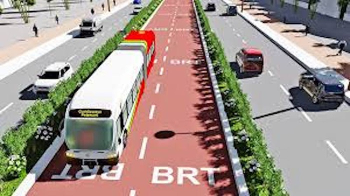 Transport urbain: Le Brt livré en décembre 2022