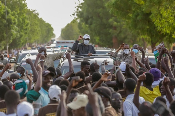 Cap Nord pour la seconde étape: Macky Sall secoue ses troupes en vue des...