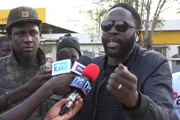 Manifestation non autorisée: Les initiateurs, accompagnés par Kilifeu, défient la Police à Kaolack…