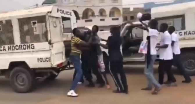 Déféré au Parquet: Le FRAPP demande la libération sans condition de Kilifeu