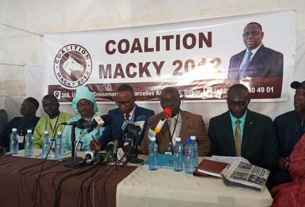Concurrence serrée au sein de Macky 2012: Une affaire de leaders…