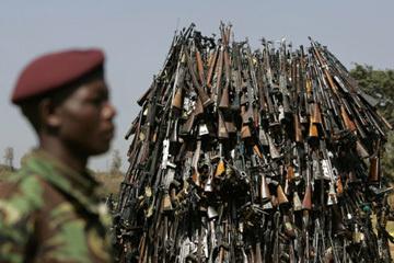 Une étude propose le traçage des ressources volées pour lutter contre le trafic d'armes