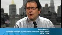 Lettre ouverte à  M. Reed Brody – avocat spécialisé dans la défense des victimes des régimes dictatoriaux et  conseiller juridique et porte-parole de Human Rights Watch.