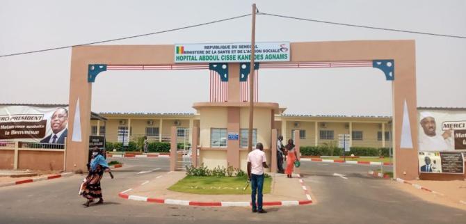 Hôpital Abdoul Cissé Kane des Agnams: Macky Sall inaugure un bijou de 2 milliards FCfa au coeur du Bossea