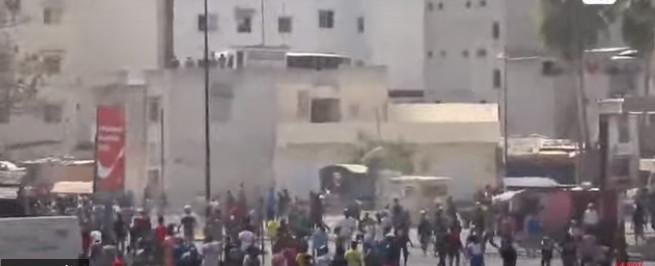 Evènements de mars: Il n'y a plus de manifestants en prison