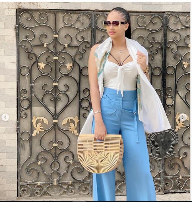 Marie Louise Diaw affiche un look d'été chic et glamour (Photos)