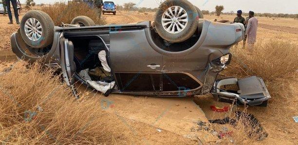 Tournée économique de Macky: Accident de Mbaye Pekh et Bara Doli