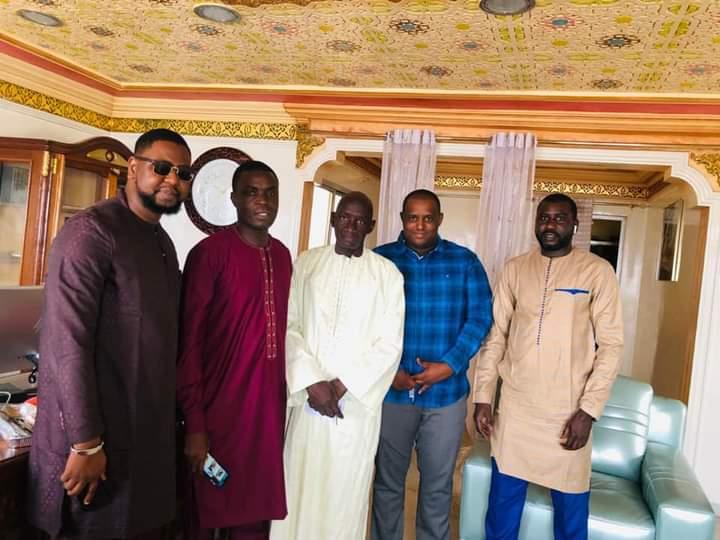 PHOTOS / Après son départ de Sen TV: Pape Makhtar Diallo atterrit à Walf TV