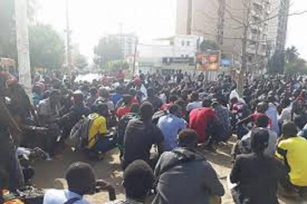 Chaudes manifestations à Fatick: S'estimant victimes d'une discrimination, ce qu'exigent les étudiants de l'USSEIN…